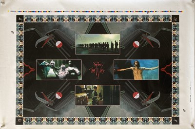 Lot 459 - PINK FLOYD PROOF POSTER.