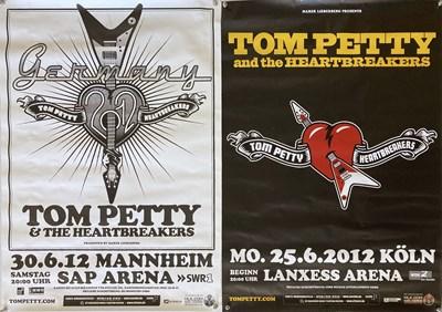 Lot 257 - POSTERS INC TOM PETTY / CSNY.