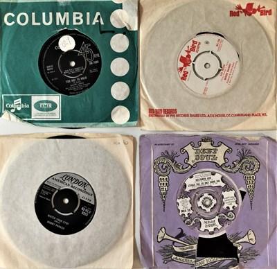 "Lot 15 - 60s UK SOUL/NORTHERN/R&B/MOTOWN 7"" RARITIES"