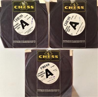 "Lot 19 - CHESS - UK 60s 7"" DEMO SOUL/NORTHERN RARITIES"