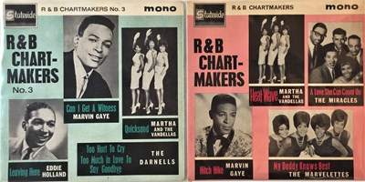 Lot 46 - R&B CHARTMAKERS - NUMBERS 1` & 3 EPs (STATESIDE SE 1009/1022)