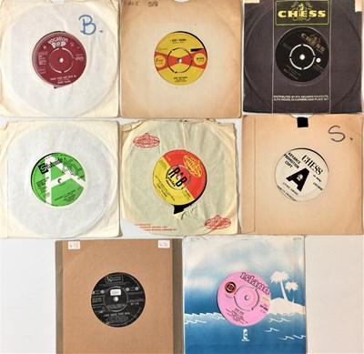 "Lot 23 - NORTHERN/SOUL/MOTOWN - 60s UK ORIGINAL 7"""
