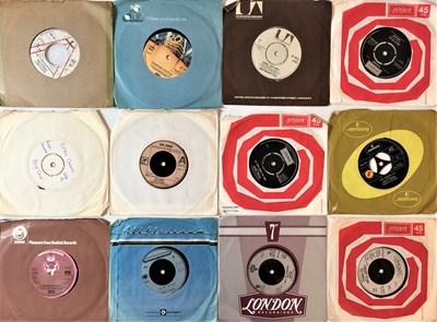 "Lot 25 - 70s MODERN SOUL/DISCO - UK 7"" RELEASES"