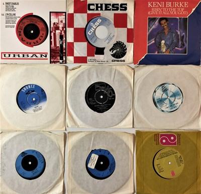 "Lot 26 - 70s MODERN SOUL/DISCO - UK 7"" RELEASES"