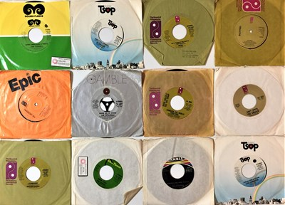 """Lot 34 - PHILLY INTERNATIONAL & RELATED LABELS - 7"""" COLLECTION (UK/US)"""