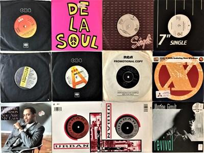"Lot 38 - CLASSIC SOUL/FUNK/DISCO 7"" - UK 80s/90s RELEASES"