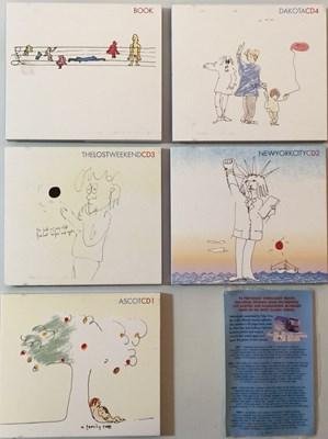 Lot 45 - JOHN LENNON - CD BOX SETS