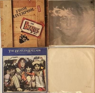 Lot 43 - THE BEATLES - LP SELECTION