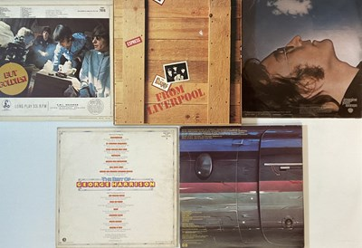 Lot 44 - THE BEATLES AND RELATED - LP SELECTION
