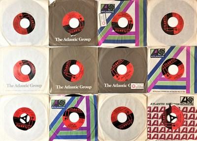 "Lot 39 - ATLANTIC RECORDS - CLASSIC SOUL/NORTHERN/FUNK 7"" (60s/70s)"