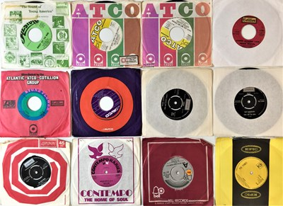 """Lot 40 - CLASSIC SOUL/NORTHERN/FUNK 7"""" - 60s/70s (UK/US RELEASES)"""