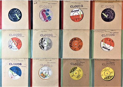 """Lot 43 - REGGAE - ROOTS/ROCKSTEADY 7"""" (60s/70s WITH RARITIES)"""