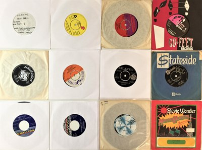 """Lot 45 - REGGAE/SOUL - 7"""" COLLECTION (60s/70s)"""