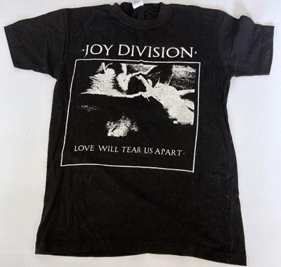 Lot 1 - ORIGINAL JOY DIVISION T-SHIRTS.