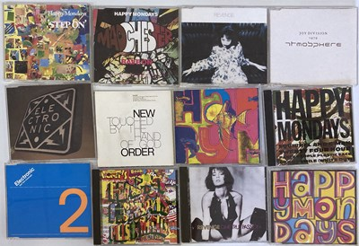 Lot 7 - NEW ORDER FACTORY ISSUED CASSETTE BOXSETS.