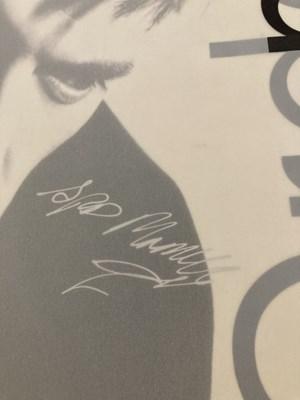 Lot 29 - NEW ORDER SIGNED LP.
