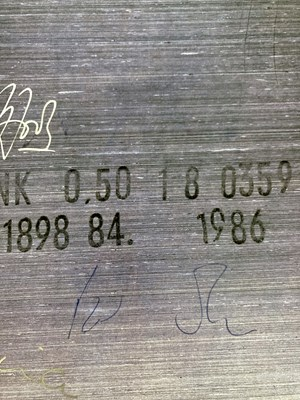 Lot 30 - NEW ORDER SIGNED LP.
