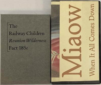 Lot 31 - NEW ORDER CD SETS / VHS.