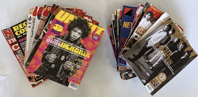 Lot 32 - JOY DIVISION / NEW ORDER / NEW WAVE ETC MAGAZINES AND CUTTINGS.