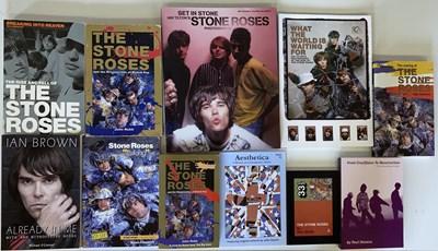Lot 223 - STONE ROSES BOOKS / PHOTOBOOKS.