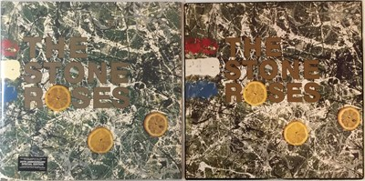 Lot 301 - THE STONE ROSES - THE STONE ROSES LPs (ORIGINAL & LIMITED EDITION UK COPIES)