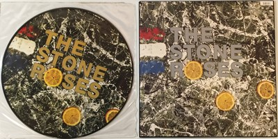 Lot 302 - THE STONE ROSES - THE STONE ROSES LPs (LIMITED EDITION UK/EU REISSUES)