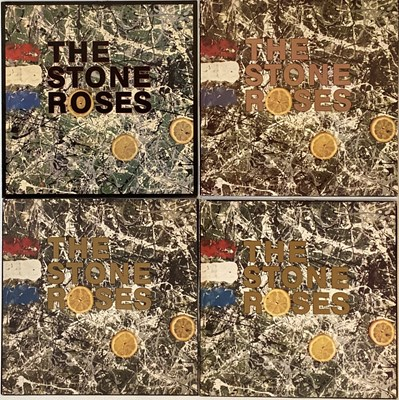 Lot 303 - THE STONE ROSES - THE STONE ROSES LPs (OVERSEAS PRESSINGS)