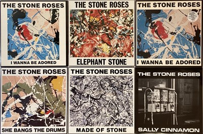 """Lot 310 - STONE ROSES - 12"""" COLLECTION"""