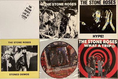 Lot 314 - THE STONE ROSES - PRIVATE RELEASE LPs
