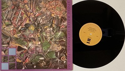 """Lot 316 - THE STONE ROSES - SO YOUNG/TELL ME 12"""" (ORIGINAL UK RELEASE - THIN LINE THIN 001)"""