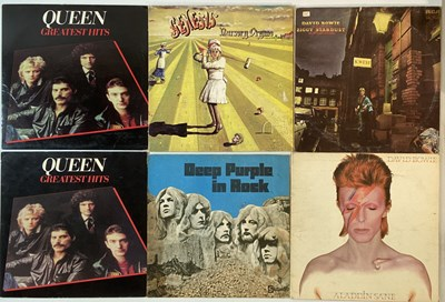 """Lot 1191 - CLASSIC ROCK AND POP - LPS AND 7""""."""