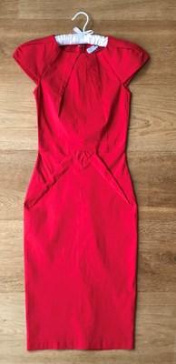Lot 36 - KATHERINE JENKINS SIGNED DRESS