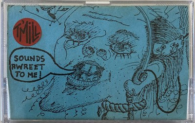 Lot 235 - T'MILL - SOUNDS AWREET TO ME! 1984 PRE STONE ROSES CASSETTE DEMO.