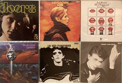 Lot 650 - CLASSIC/ PROG/ FOLK - ROCK LPs