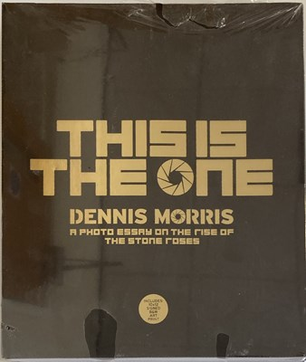 Lot 232 - THIS IS THE ONE - DENNIS MORRIS SEALED COPY.