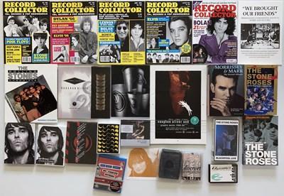 Lot 236 - INDIE MEMORABILIA INC STONE ROSES MEMORABILIA / DVDS AND VHS.