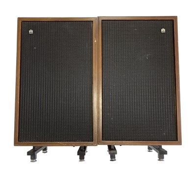 Lot 5 - Castle Conway Stereo Speakers.