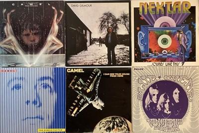 Lot 734 - CLASSIC/ PROG/ HEAVY/ PSYCH ROCK - LPs