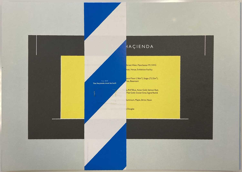 Lot 41 - FACTORY RECORDS 1990 MODEL KIT FAC86R.