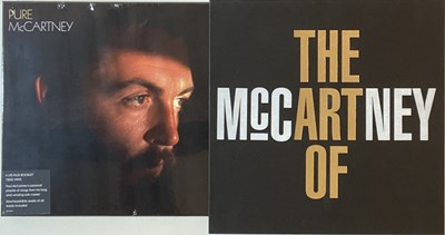 Lot 1 - PAUL MCCARTNEY - LP/CD BOX SETS (SEALED)