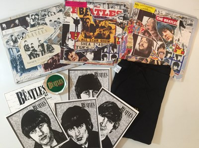 Lot 5 - THE BEATLES - LP BOX SETS (WITH 50TH ANNIVERSARY RELEASES)