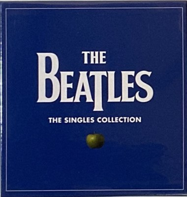 """Lot 6 - THE BEATLES - THE SINGLES COLLECTION 7"""" BOX SET (2019 RELEASE - 0602547261717)"""