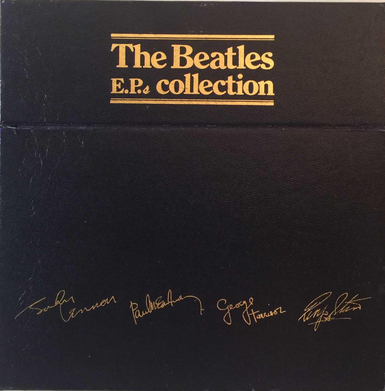 Lot 9 - THE BEATLES - E.P. COLLECTION (14 X EP BOX SET - BEP 14)