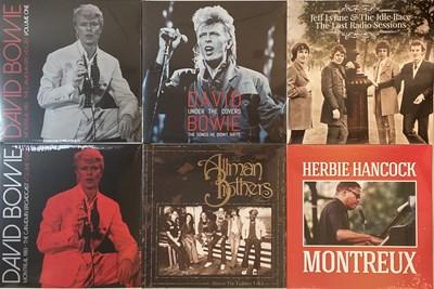 Lot 984 - ROCK/ AOR/ PROG - NEW & SEALED LPs