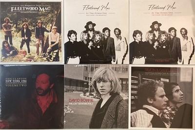Lot 886 - CLASSIC/ PROG/ FOLK ROCK - NEW & SEALED LPs