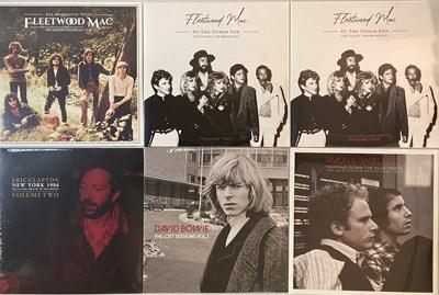 Lot 986 - CLASSIC/ PROG/ FOLK ROCK - NEW & SEALED LPs