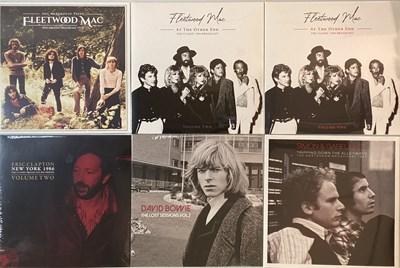 Lot 1086 - CLASSIC/ PROG/ FOLK ROCK - NEW & SEALED LPs