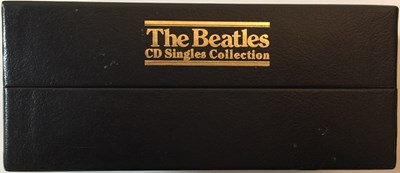 Lot 47 - THE BEATLES - CD SINGLES COLLECTION (MINI CD COLLECTION - CDBSC 1)