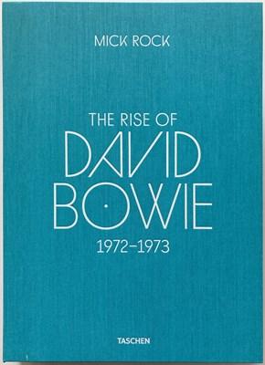 Lot 425 - DAVID BOWIE MICK ROCK TASCHEN BOOK.