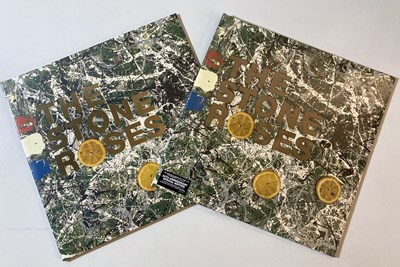 Lot 1 - THE STONE ROSES - THE STONE ROSES (2009/2010 LIMITED EDITION LP RELEASES).